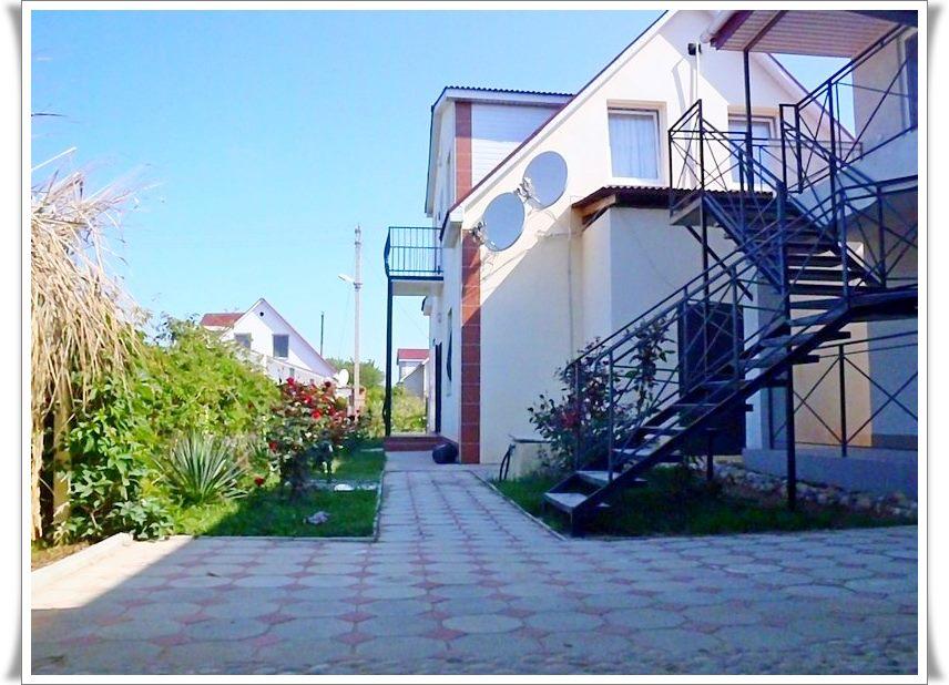 Гостевые дома Орловка Крым
