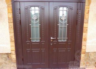 «Демиург» металлические двери Севастополь