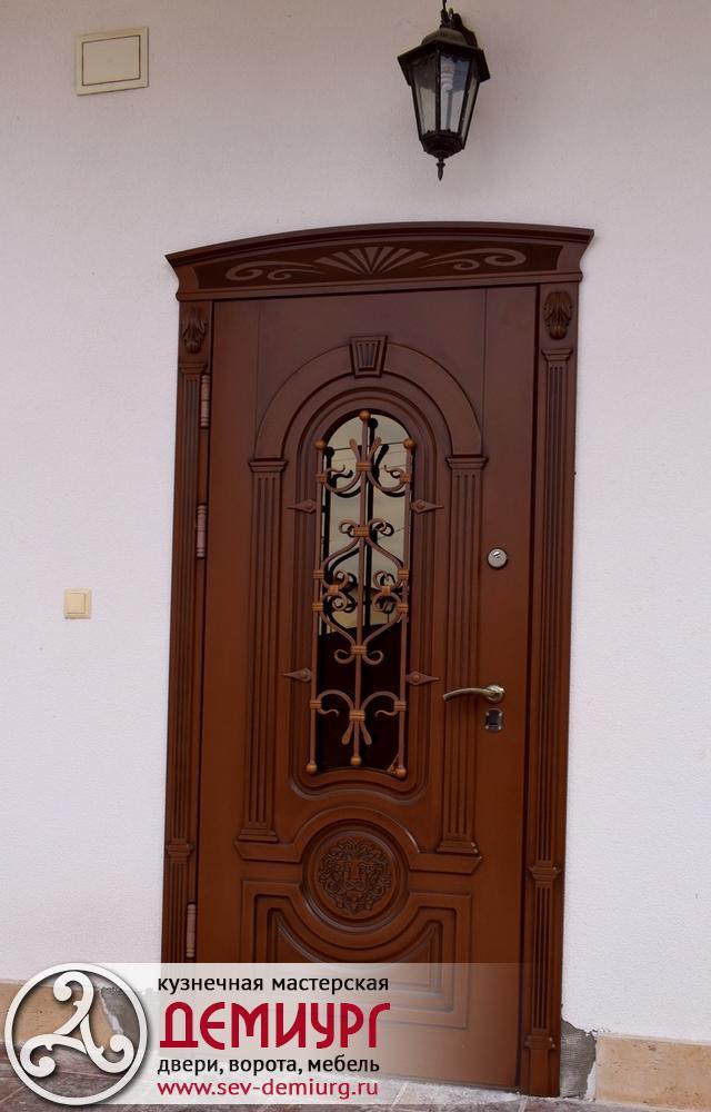 Металлические двери Севастополь