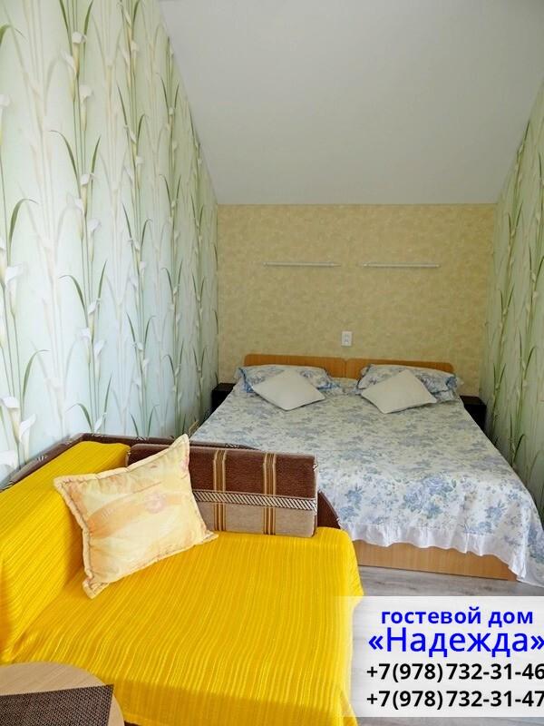 Гостевые дома в Учкуевке Севастополь, Крым