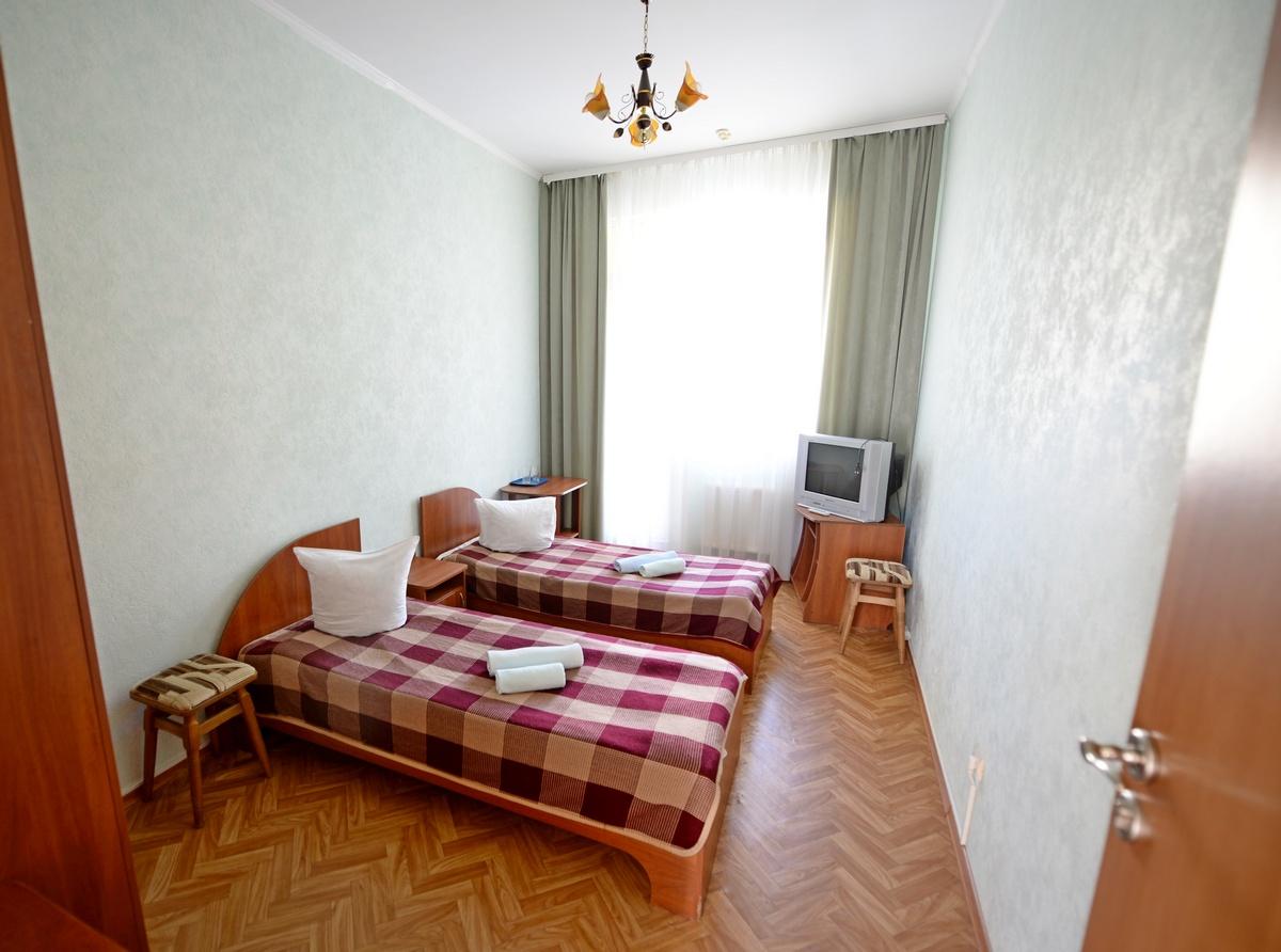 Гостиница Омега Севастополь