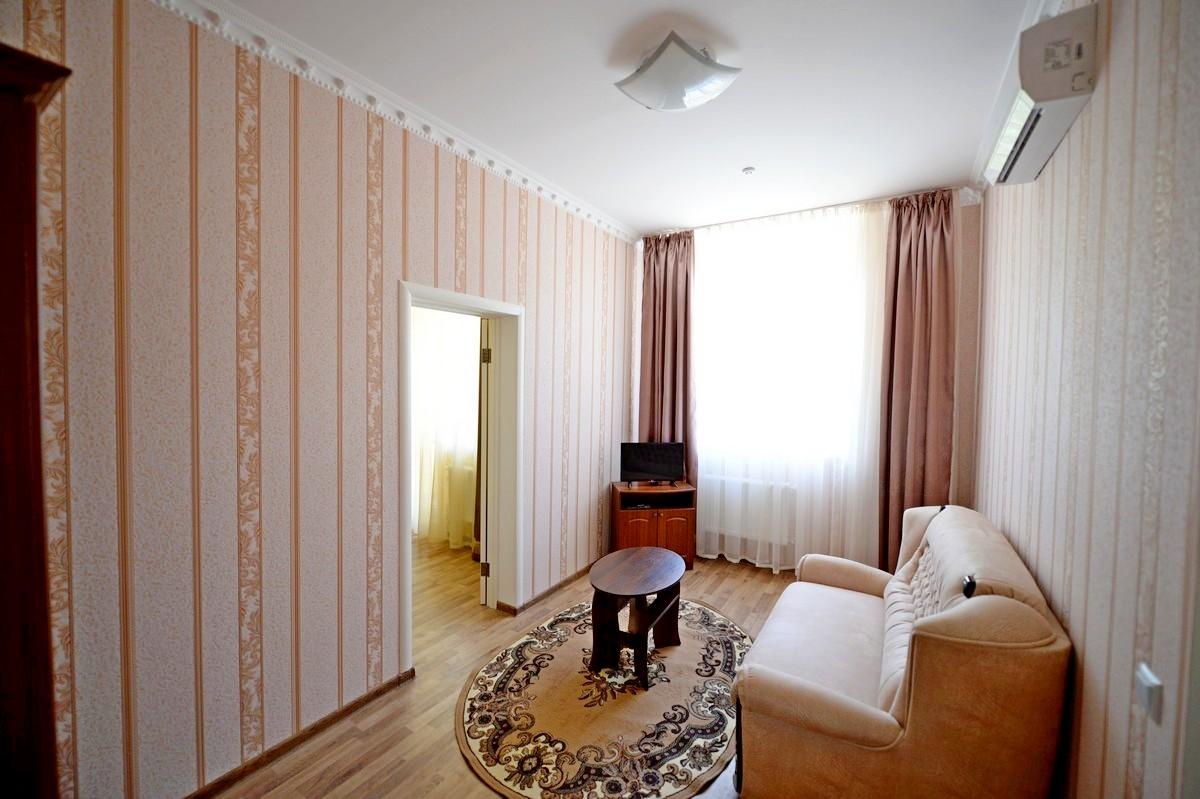 Гостиница Крым Севастополь