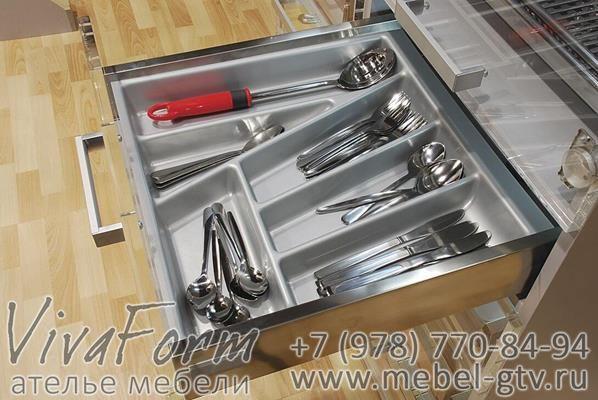 Лоток для кухонных принадлежностей