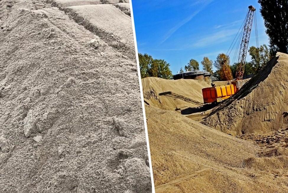 Песок для бетона Севастополь Крым
