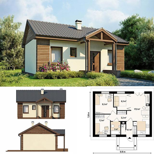 Строительство дома Севастополь проекты