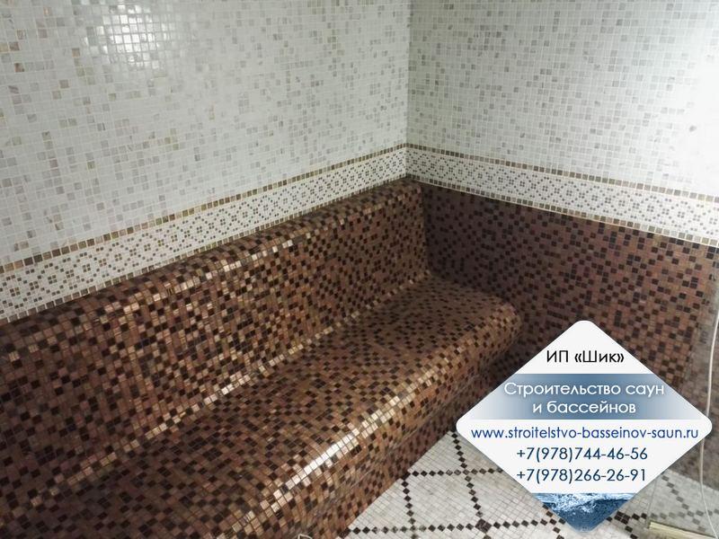 Строительство бассейнов в доме