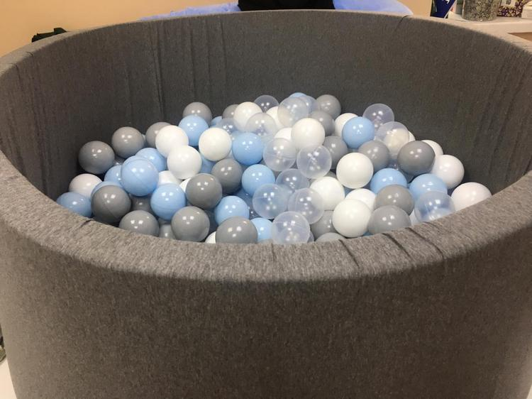 мячи для сухого бассейна