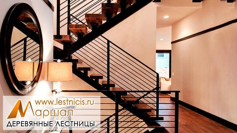 Изготовление лестниц Севастополь на металле