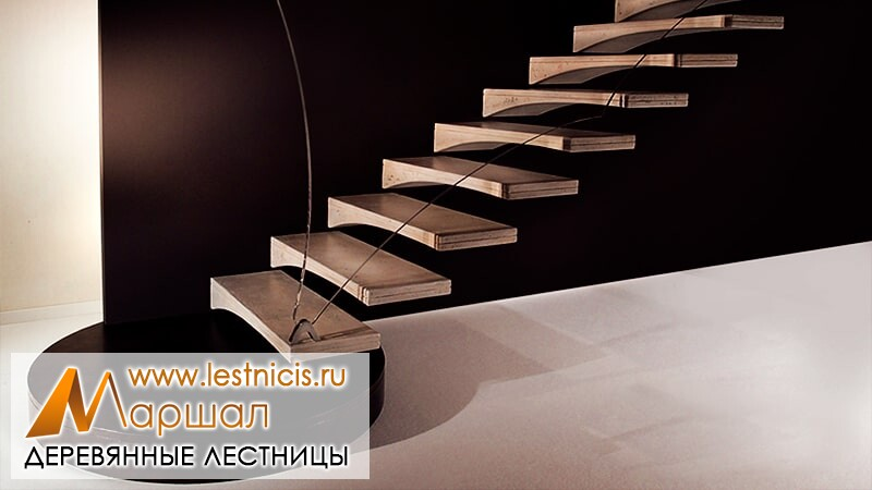 Консольные лестницы в дом Севастополь