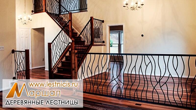 Заказать лестницу ограждение Севастополь