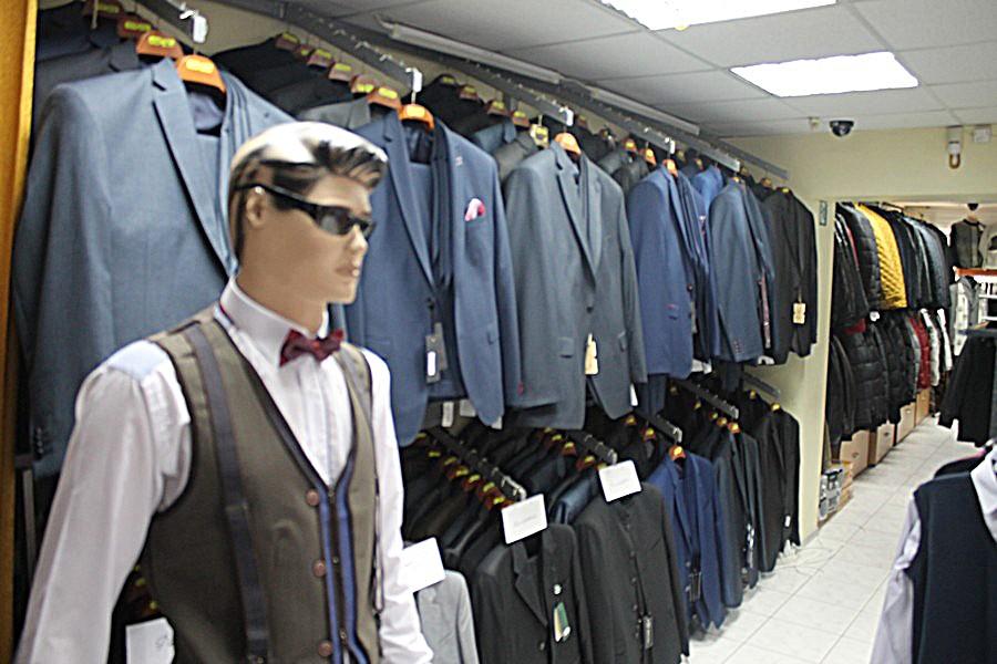 Продажа Мужской Одежды