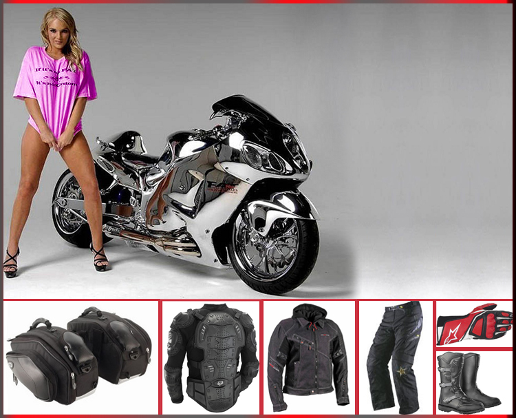 Одежда Мотоциклистов Женская