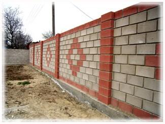 Заборный камень Севастополь цена